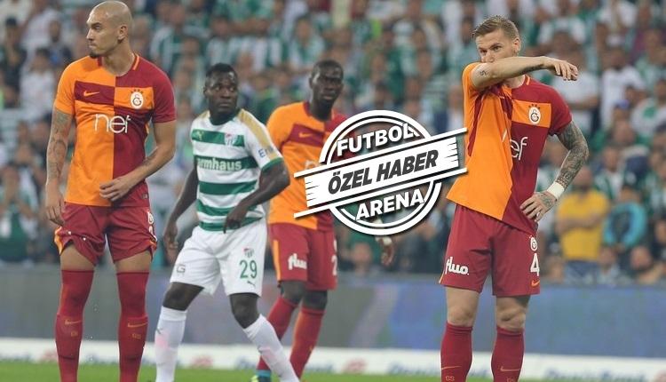 Galatasaray'da Serdar Aziz o isteği reddetti