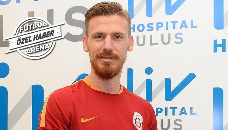 Galatasaray'da Serdar Aziz'in Tudor'dan özel isteği!
