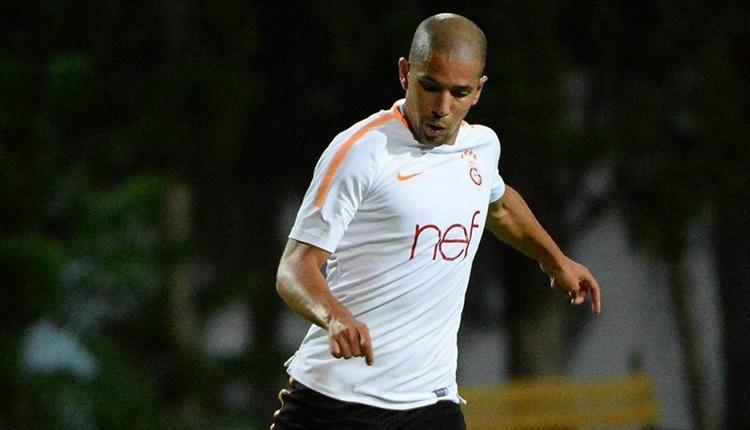 Galatasaray'da Sofiane Feghouli ilk 11'de oynayacak mı?