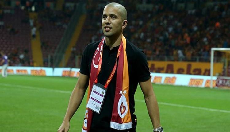 Galatasaray'da Sofiane Feghouli, Kasımpaşa maçında 11 başlayacak mı?