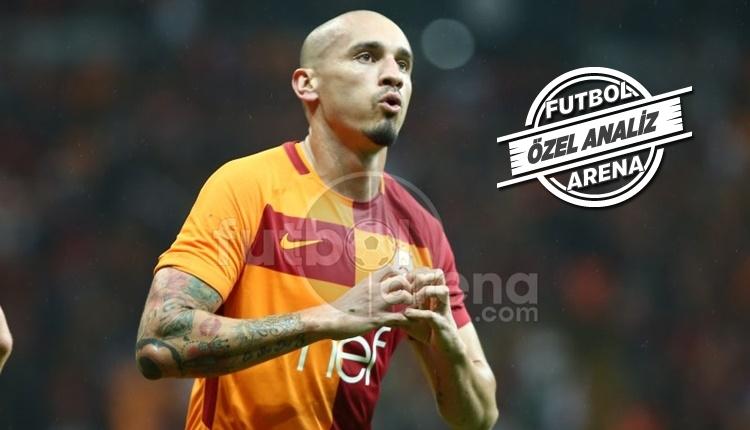 Galatasaray'da sürpriz golcü Maicon!