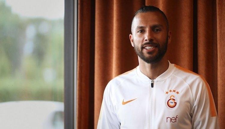 Galatasaray'da transferde son yolcu Yasin Öztekin