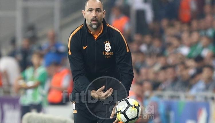 Galatasaray'da Tudor'dan Feghouli mesajı