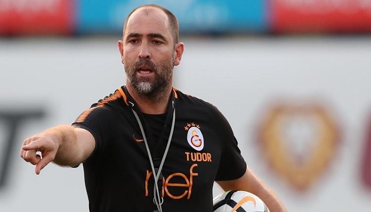 Galatasaray'da Tudor'dan flaş Ali Palabıyık itirafı: