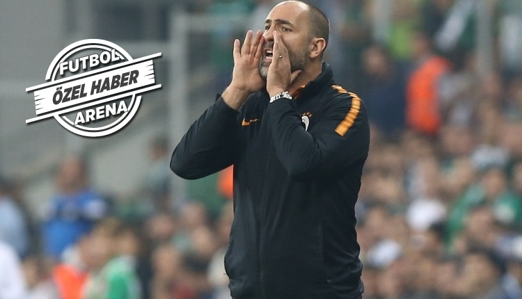 Galatasaray'da Tudor'dan futbolculara izin yok!