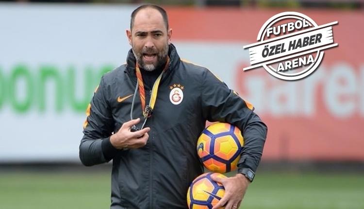 Galatasaray'da Tudor'dan oyuncularına uyarı!