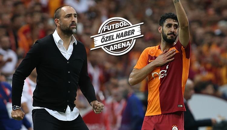 Galatasaray'da Tudor'un Tolga Ciğerci planı