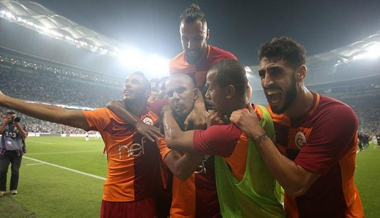 Galatasaray'dan 2009-2010 sezonundan sonra bir ilk