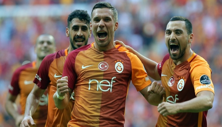 Galatasaray'dan 20 milyon Euro transfer geliri