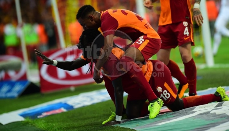 Galatasaray'dan Türk Telekom Stadyumu'nda anlamlı galibiyet