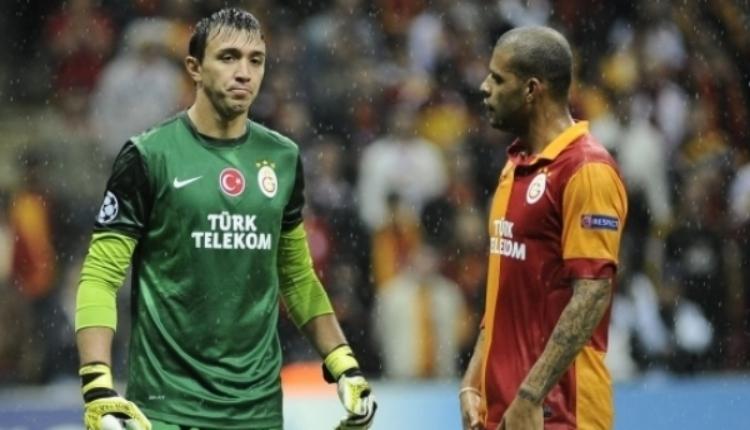 Galatasaraylı Fernando Muslera: ''Felip Melo asla korkmaz!''