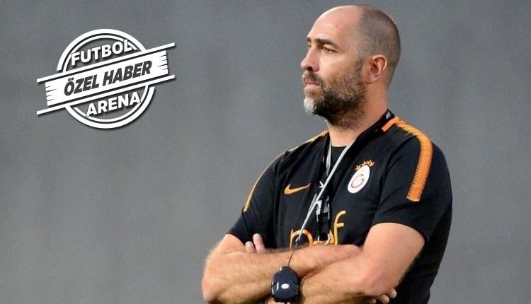 Galatasaray'ın Bursaspor maçı ilk 11'i Igor Tudor...