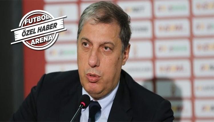 Galatasaray'ın eski yönetici Levent Nazifoğlu savunma verdi