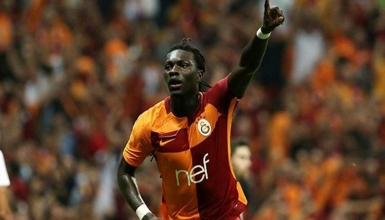Galatasaray'ın golcüsü Bafetimbi Gomis'e Bursa'da yoğun ilgi