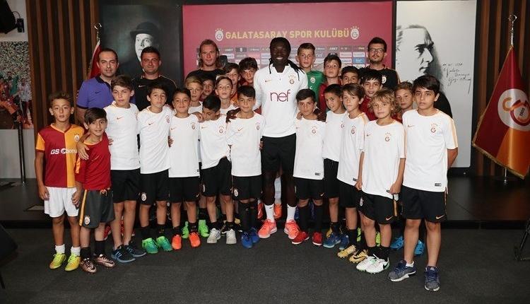 Galatasaray'ın golcüsü Gomis transfer sebebini açıkladı