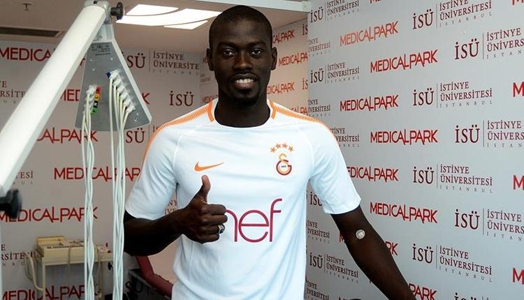 Galatasaray'ın yıldızı Ndiaye'ye sert faul!