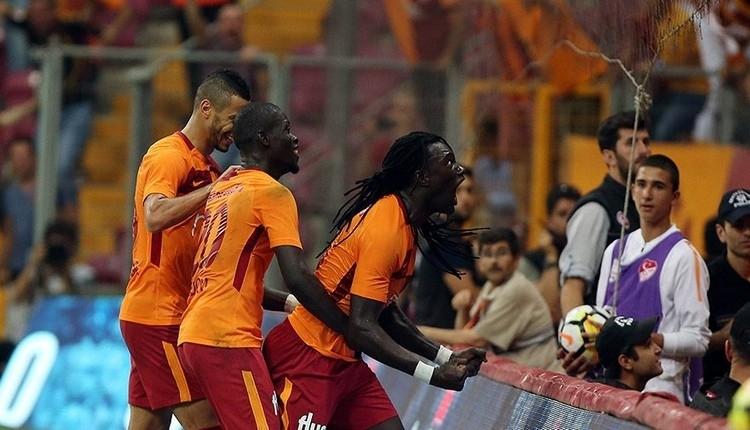 Galatasaraylı Bafetimbi Gomis, Süper Lig'deki 10 takıma bedel