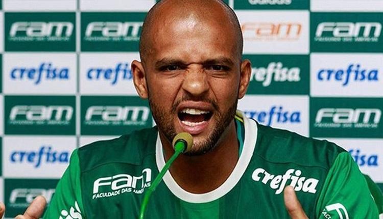 Galatasaraylı eski futbolcu Felipe Melo yine olay oldu