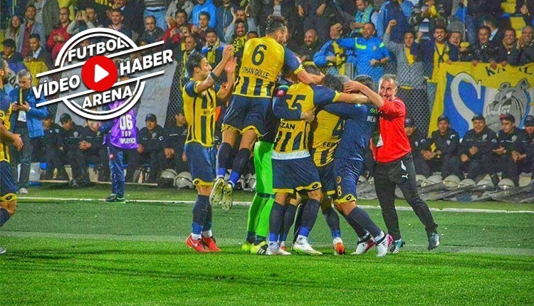 Gaziantepspor 1-2 Ankaragücü maçı özeti ve golleri (İZLE)