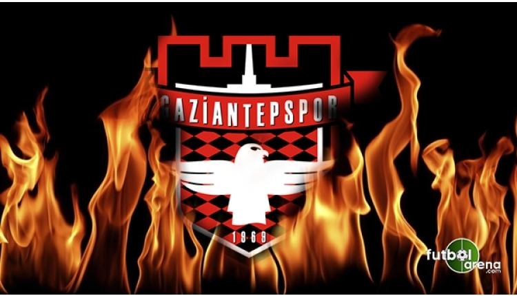 Gaziantepspor'da bir istifa daha!