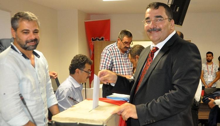 Gaziantepspor'un yeni başkanı Huzeyfe Durmaz