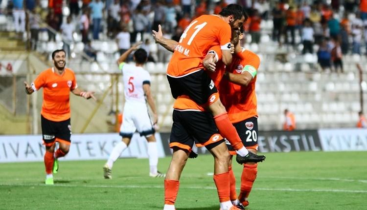 Gazişehir Gaziantep Adanaspor canlı skor, maç sonucu - Maç hangi kanalda?