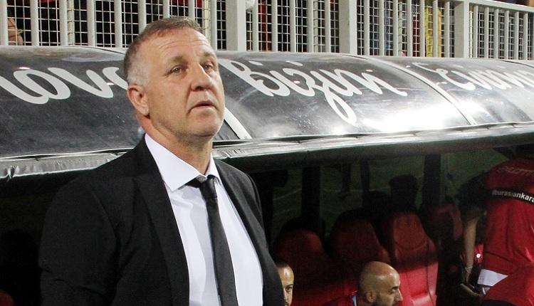 Gençlerbirliği'nde Mesut Bakkal'dan Göztepe maç sonu itirafı: 'Hakemler özür diledi'