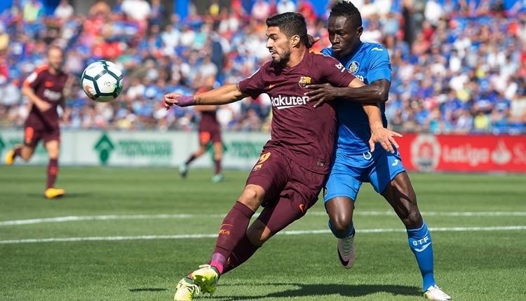 Getafe 1-2 Barcelona maç özeti ve golleri (İZLE)