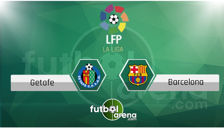 Getefe - Barcelona canlı skor, maç sonucu - Maç hangi kanalda?