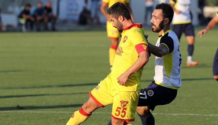 Göztepe - Menemen Belediyespor maçı özeti ve golleri
