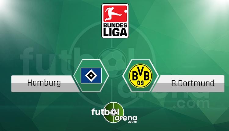 Hamburg Borussia Dortmund canlı skor, maç sonucu - Maç hangi kanalda?