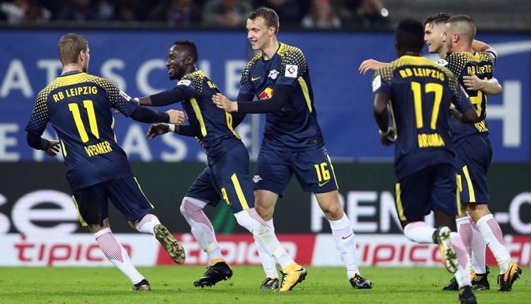 Hamburg - Leipzig maçı özeti ve golleri Bruma oynadı mı?