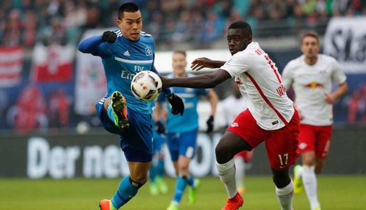Hamburg RB Leipzig canlı skor, maç sonucu - Maç hangi kanalda?