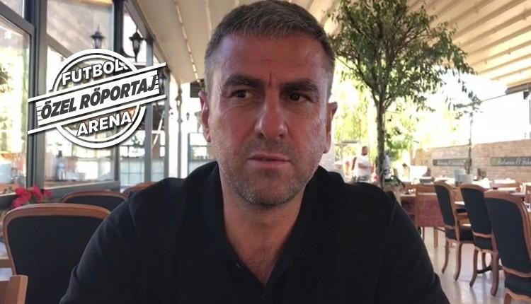 Hamza Hamzağlu FutbolArena'ya konuştu
