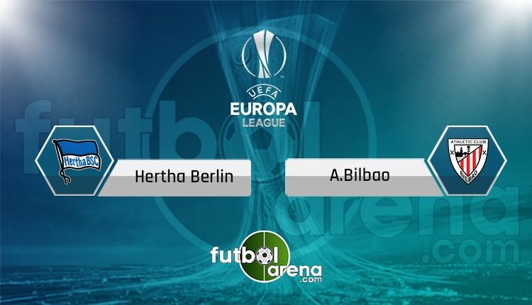Hertha Berlin Athletic Bilbao canlı skor, maç sonucu - Maç hangi kanalda?