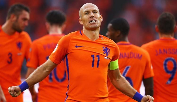 Hollanda 3-1 Bulgaristan maçı özeti ve golleri İZLE