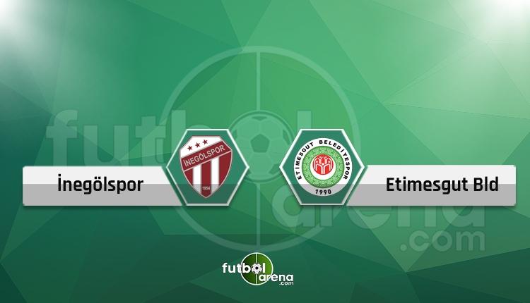 İnegölspor - Etimesgut Belediye canlı skor, maç sonucu, şifresiz naklen izle