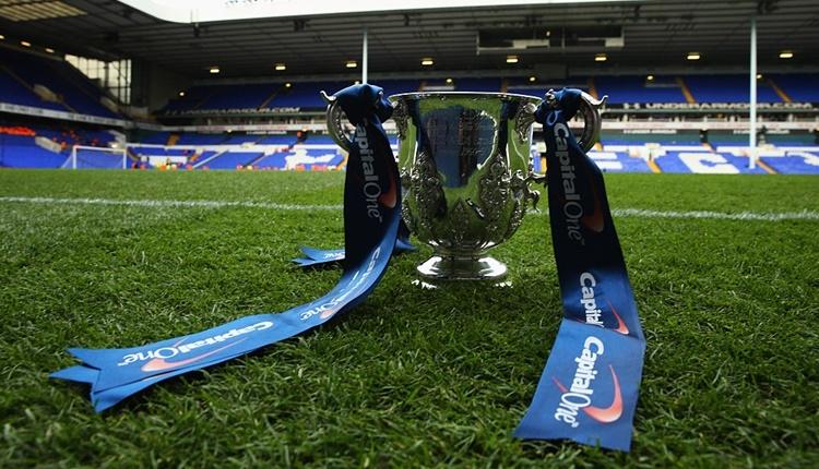 İngiltere Lig Kupası maç sonuçları (Mancester United, Manchester City, Chelsea, Arsenal)