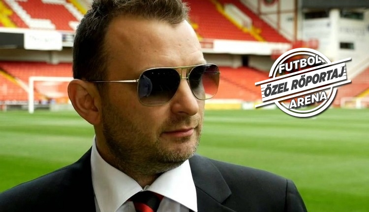 Sheffield United yöneticisi Selahattin Baki, FutbolArena'ya konuştu