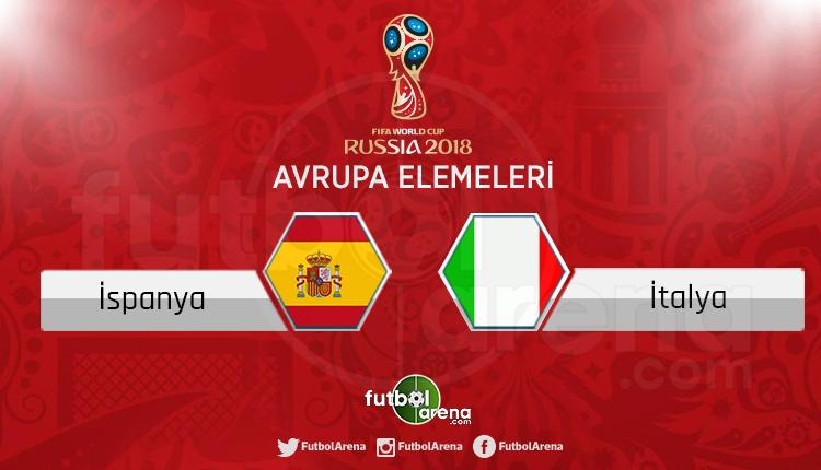İspanya İtalya canlı skor, maç sonucu - Maç hangi kanalda?