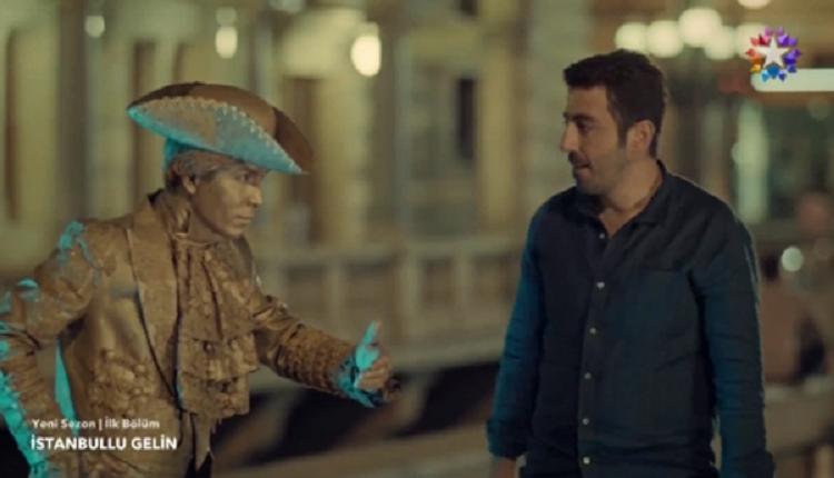 İstanbullu Gelin Star TV dizisinde