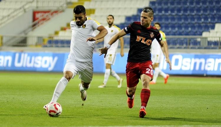 İstanbulspor - Gazişehir Gaziantep maçı özeti ve golü (İZLE)