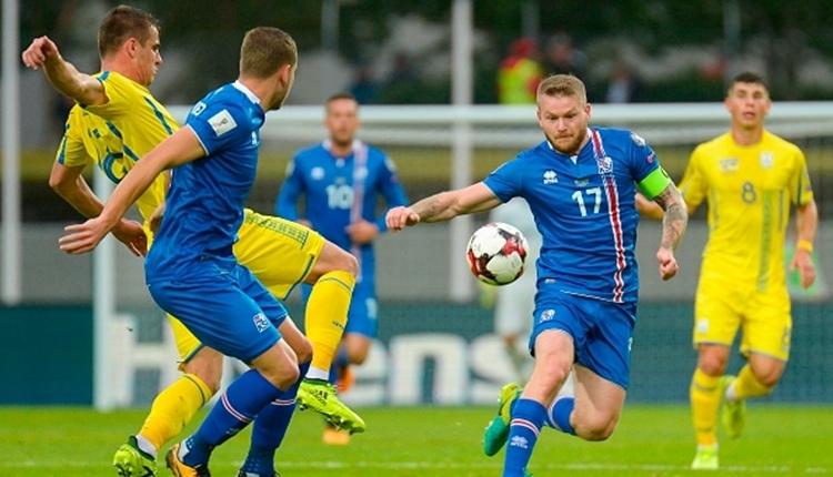 İzlanda'nın Türkiye maçı aday kadrosu açıklandı