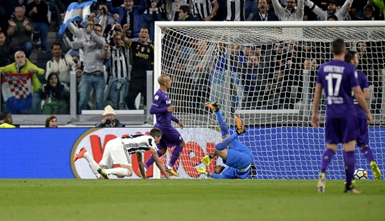 Juventus 1-0 Fiorentina maç özeti ve golü (İZLE)
