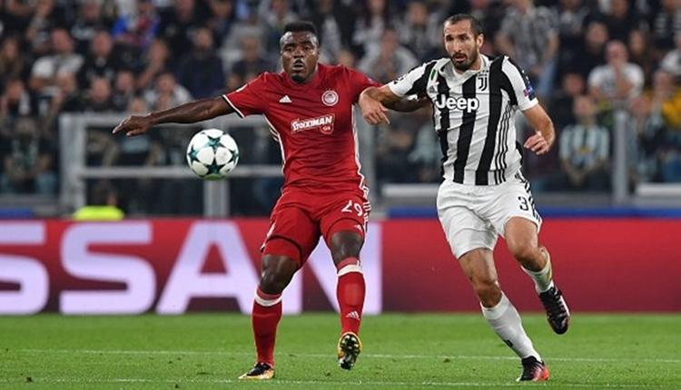 Juventus 2-0 Olympiakos maç özeti ve golleri (İZLE)