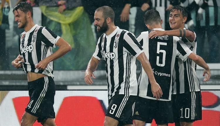 Juventus - Chievo maçı özeti ve golleri İZLE
