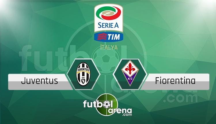 Juventus Fiorentina canlı skor, maç sonucu - Maç hangi kanalda?
