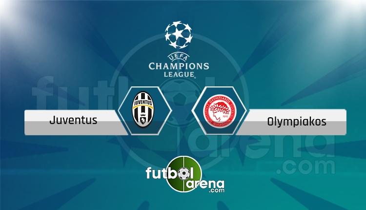 Juventus Olympiakos canlı skor, maç sonucu - Maç hangi kanalda?