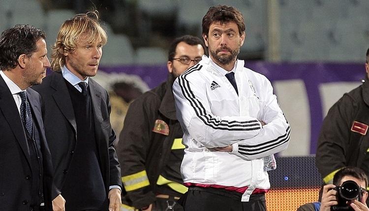 Juventus'a ceza yağdı! Başkan Agnelli 1 yıl men edildi