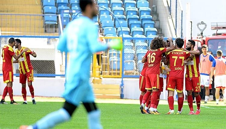 Karabükspor 2 - 4 Yeni Malatyaspor maçın özeti ve golleri (İZLE)